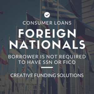 Foreign National Loans Overview Icon