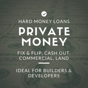 Private Money Overview Icon